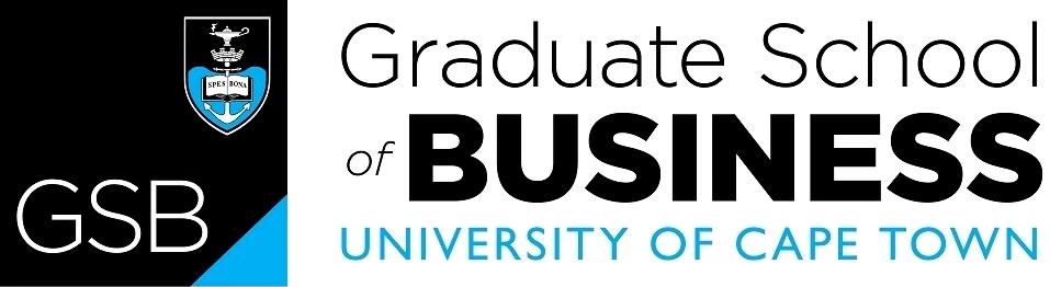 University of Cape Town Graduate School of Business