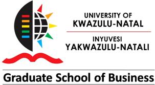 Graduate School of Business and Leadership, University of KZN