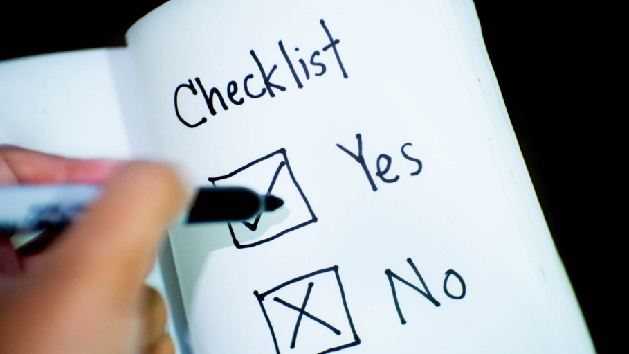Choosing an MBA programme - a checklist