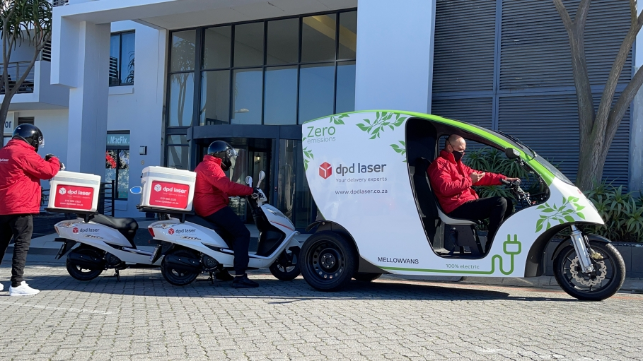 DPD Laser's take on Fresh with their On Demand services