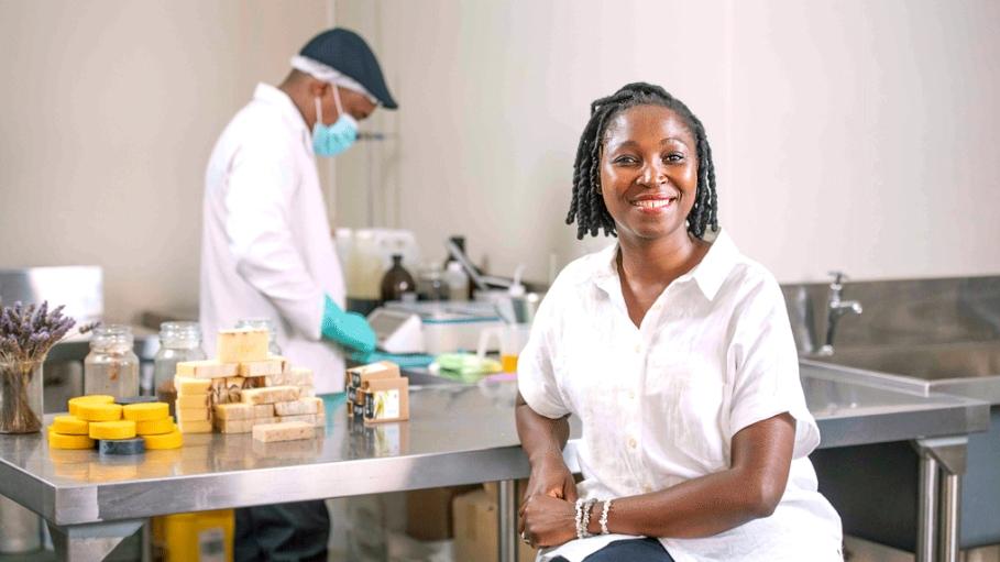 How O'live turned handmade soap into a profitable business