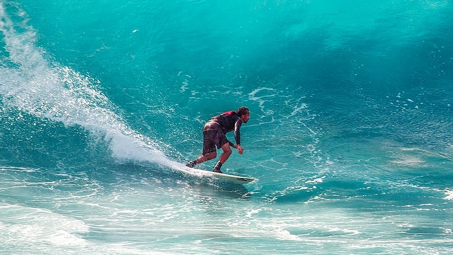 Surfing the learning curve